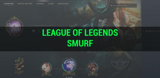 lol smurf