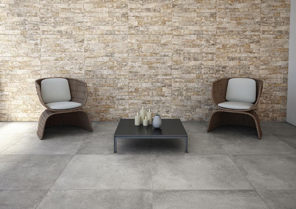 Natural record tiles